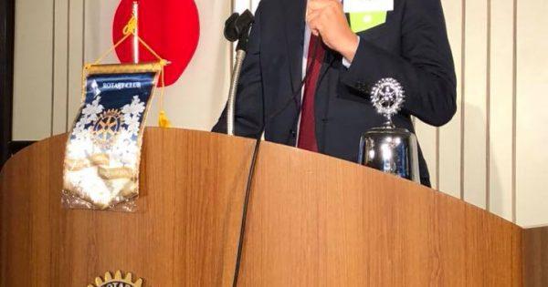 7月24日卓話(仮想通貨とはなんだ!?)アルトデザイン株式会社 藤瀬秀平 取締役