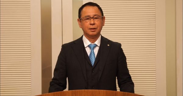奥田会長からのメッセージです(2020年3月31日)