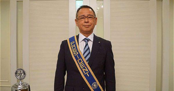 会長挨拶と幹事報告動画(2020年5月20日)