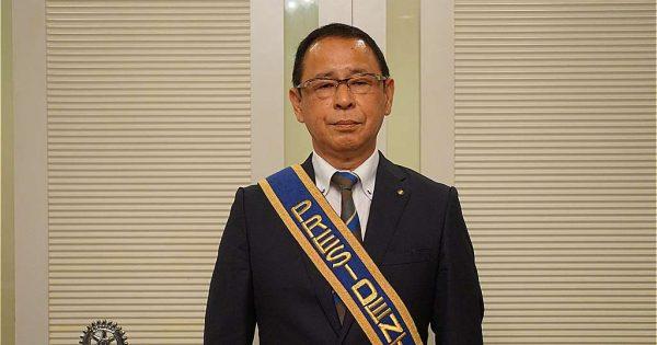 会長挨拶と幹事報告動画(2020年5月26日)